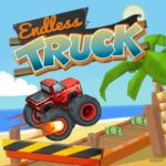 Endless Truck Driving Game