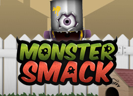Monster Smack Action Game