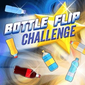 Bottle Flip Challenge Online Skill Game