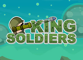 King Soldiers Shooter Game