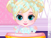 Frozen Didi Twins Birthday Makeover Game