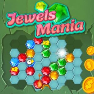 Match 3 Jewels Mania Game