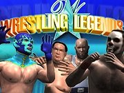 Wrestling Legends sports game