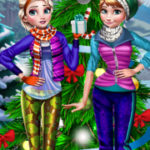Winter Frozen Holiday Fun
