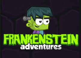 Frankenstein Treasure Adventure Game