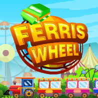 Ferris Wheel Bubble Shooter Game