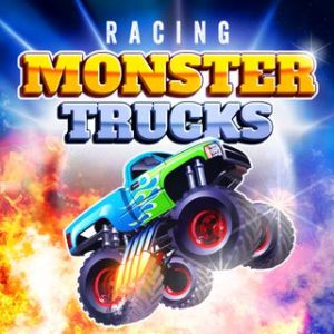 Racing Monster Trucks Online
