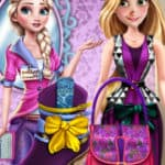 Princesses Outfit DressUp