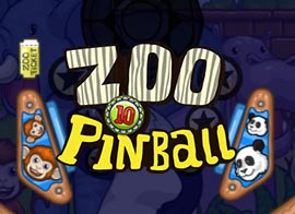 Zoo Pinball Kids Free Online Game