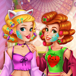 Princesses Real Makeover Didi Game Picture