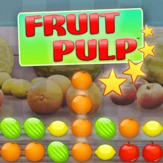 Fruit Pulp Match 3 Game