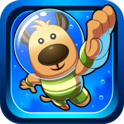 Doggie Dive Online Free Game
