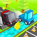 Block Car Racer