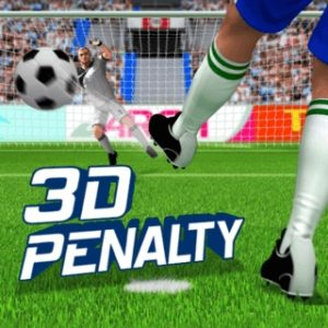 3D Penalty Soccer Online Sports Game
