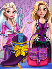 Princesses Outfit DressUp Game Picture