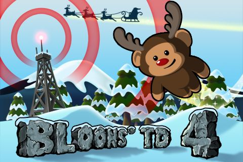Bloons Tower Defense 4 Hacked Picture