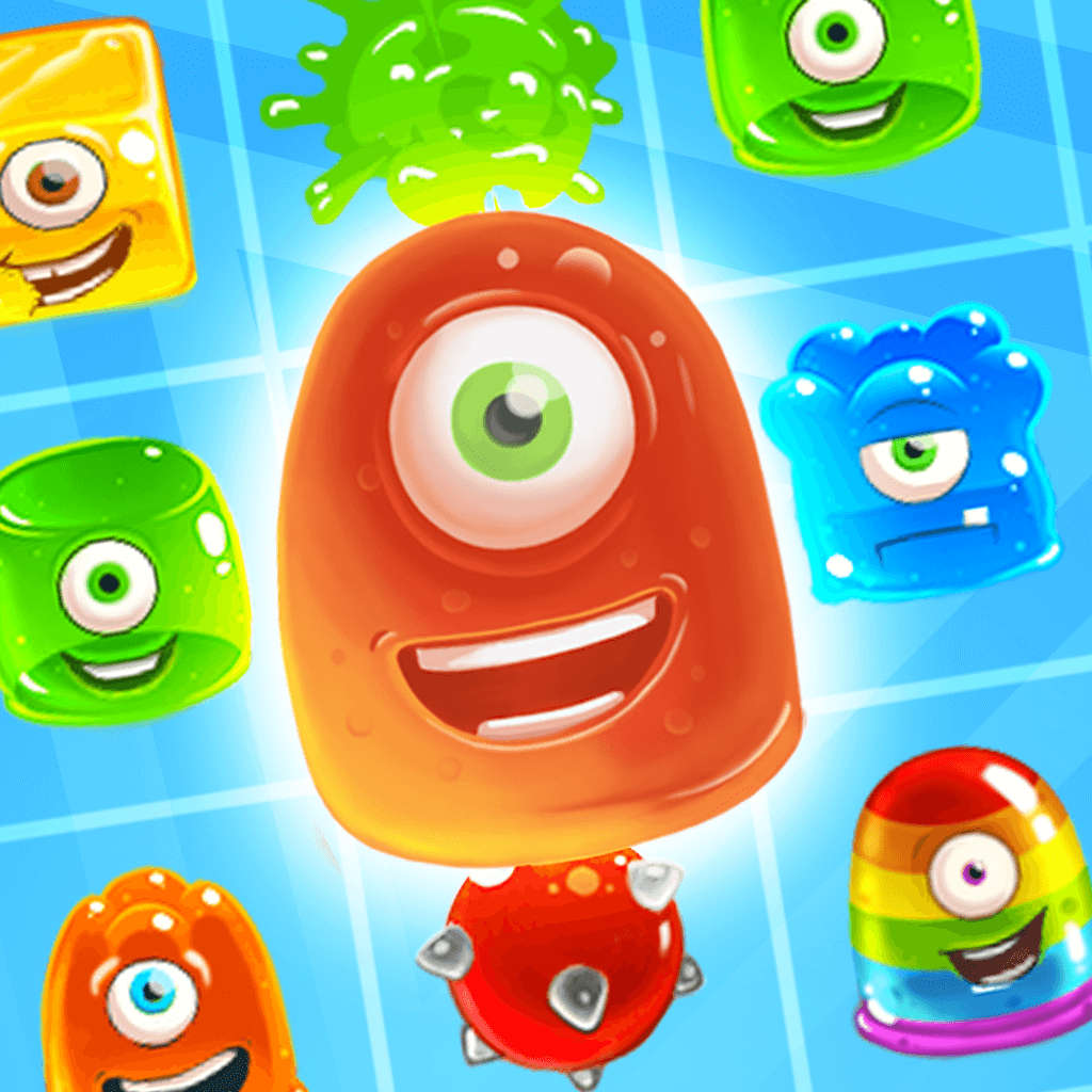 Jelly Madness Match 3 Game