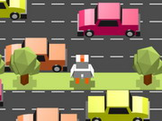Cross Traffic Action Game