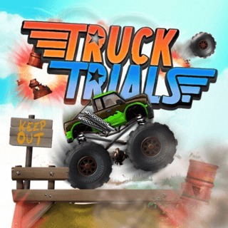 Truck Trials Driving Game